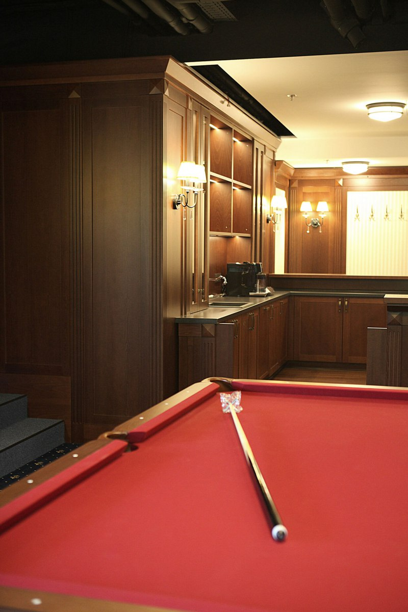 Kancelárske interiéry - TASR - Ekoma