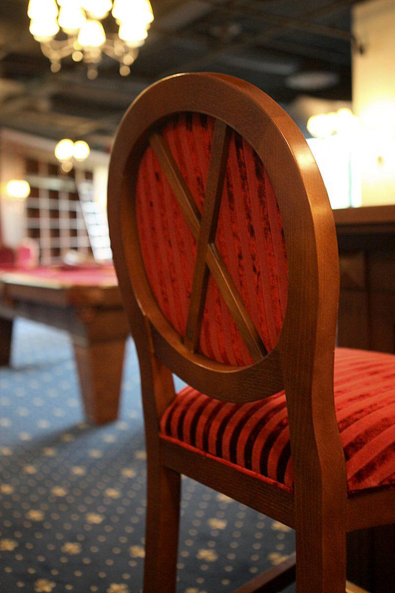 Kancelársky interiér so stoličkou - TASR - Ekoma