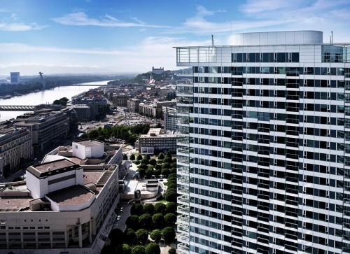 Panorama City sa stala absolútnou stavbou roka 2016