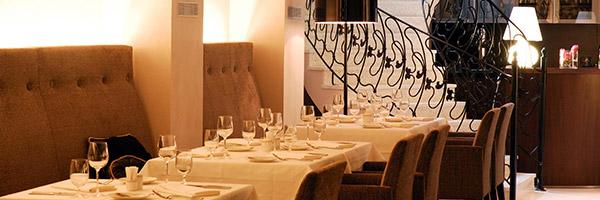 Hotelové a reštauračné interiéry - Realizácie Ekoma