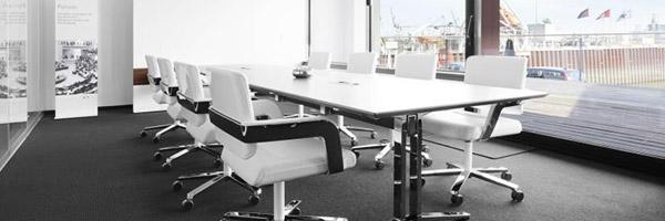 Kancelárske interiéry - Realizácie Ekoma