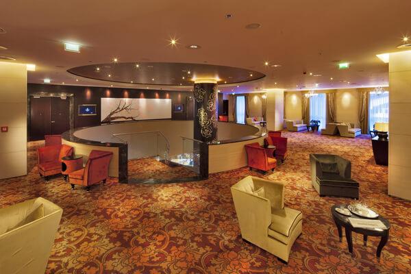 Kempinski Hotel River Park - Bratislava - Hotelové a reštauračné interiéry