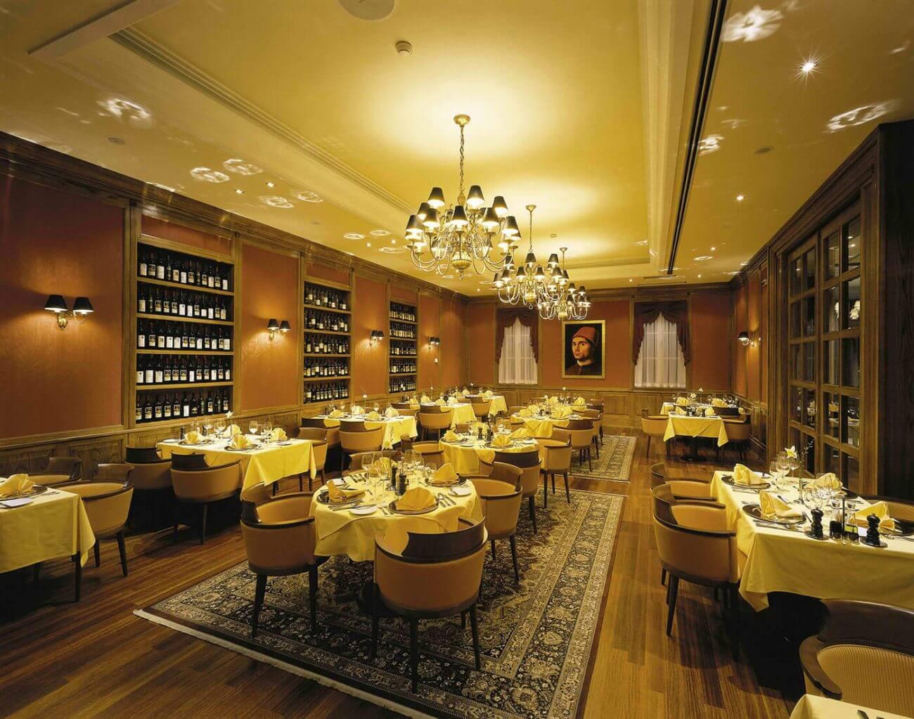 Hotel Marrols Bratislava - Hotelové a reštauračné interiéry