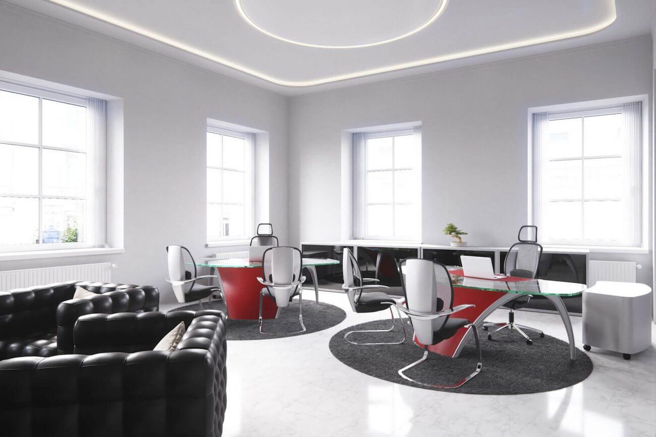 Návrh interiéru - Ekoma