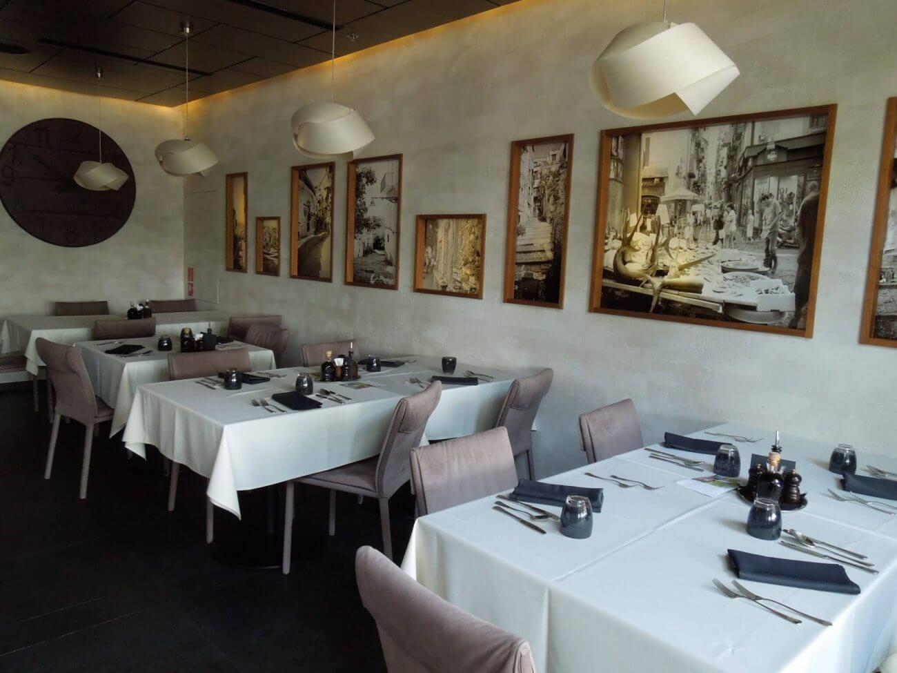 Reštaurácie a bary Ekoma