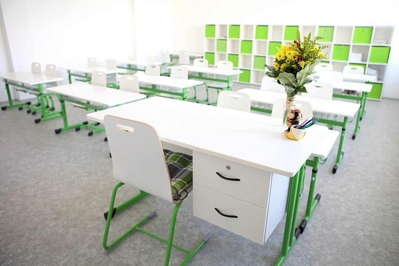Školské zariadenia - Ekoma
