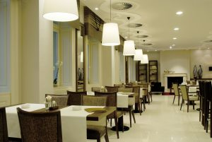 Kaviaren Cafe Tulip - Hotely Ekoma