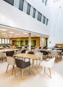 Závodné jedálne a stravovacie zariadenia - Referenz Seniorenwohnheim Mondercange - Ekoma