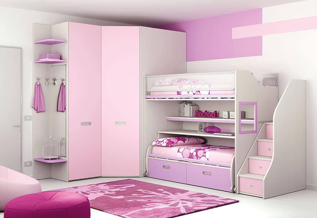 Nábytok do detskej izby moretticompact - Ekoma