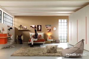 Nábytok do študentskej izby moretticompact - Ekoma