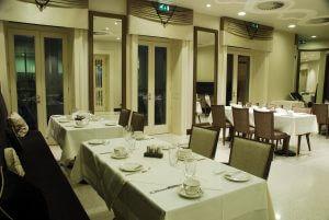 Reštaurácie a bary - raňajková miestnosť Ekoma
