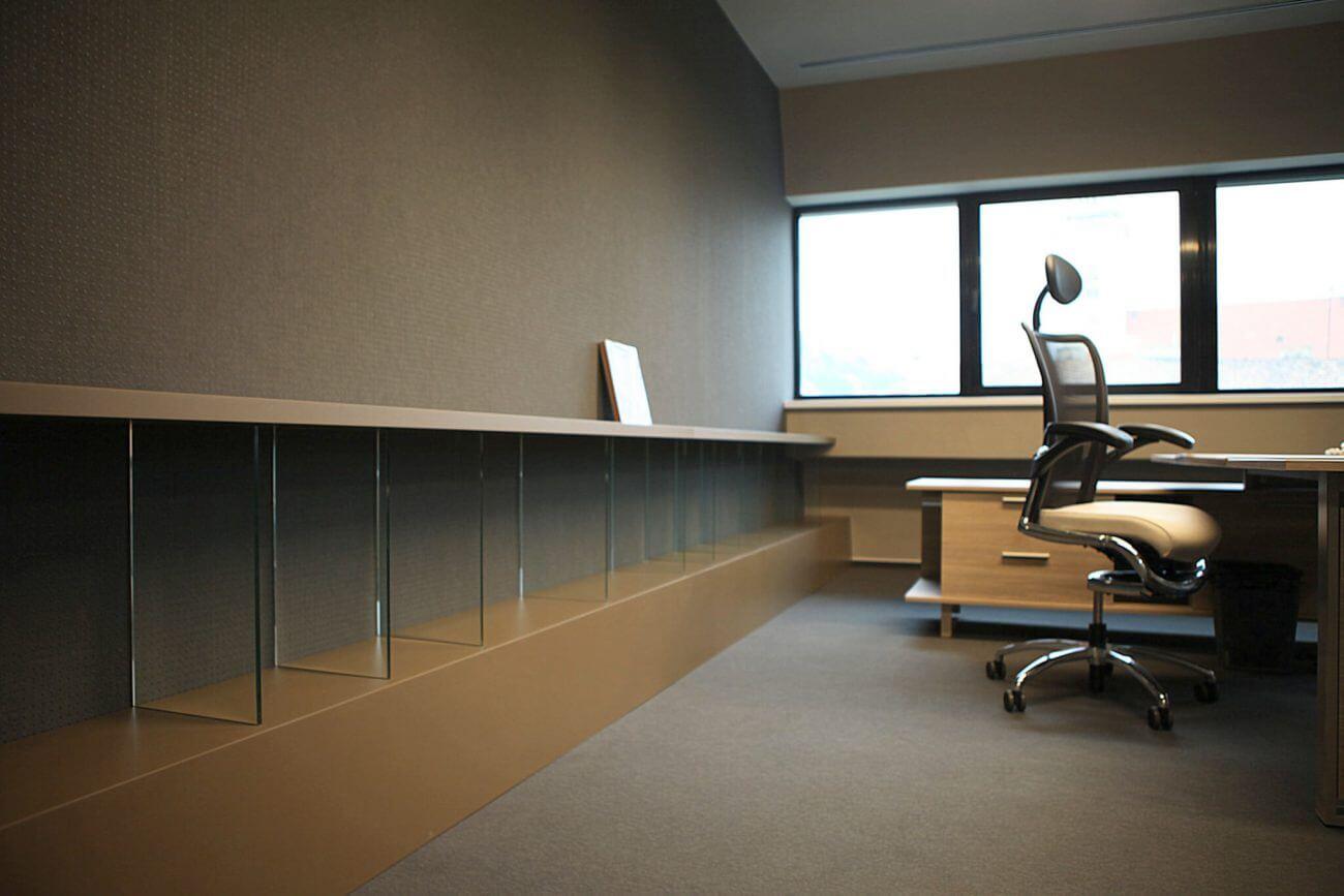 Kancelárske interiéry Ekoma