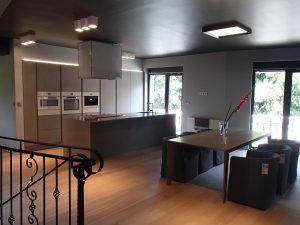 Rekonštrukcia súkromného domu na Tichej ulici - Byty a rodinné domy Ekoma