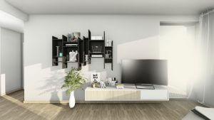 Ekonomická verzia kompletne zariadeného bytu