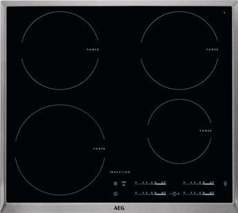 Indukčný varný panel AEG HK6542H0XB - Spotrebiče Ekoma