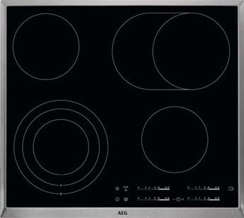 Sklokeramický varný panel AEG HK654070XB - Spotrebiče Ekoma