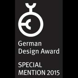German design award spm 2015 - Kreatívna kultúra stretnutí Ekoma