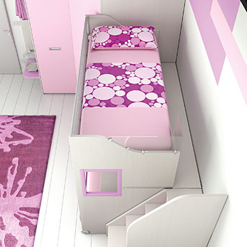 Zdravotne nezávadný nábytok pre deti Ekoma