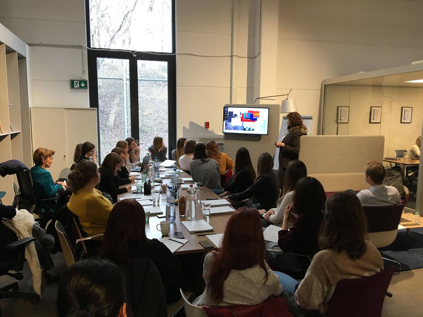 Workshop: Súčasné pracovisko – kultúra, aktivity, trendy Ekoma