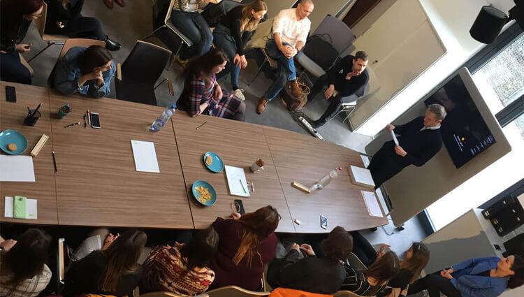 Workshop: Súčasné pracovisko – kultúra, aktivity, trendy - Ekoma
