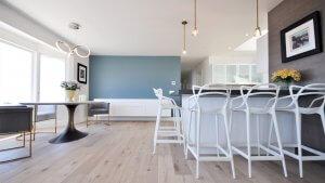 Ako tráviť viac času s rodinou? Vyskúšajte spojiť obývačku s kuchyňou | Ekoma