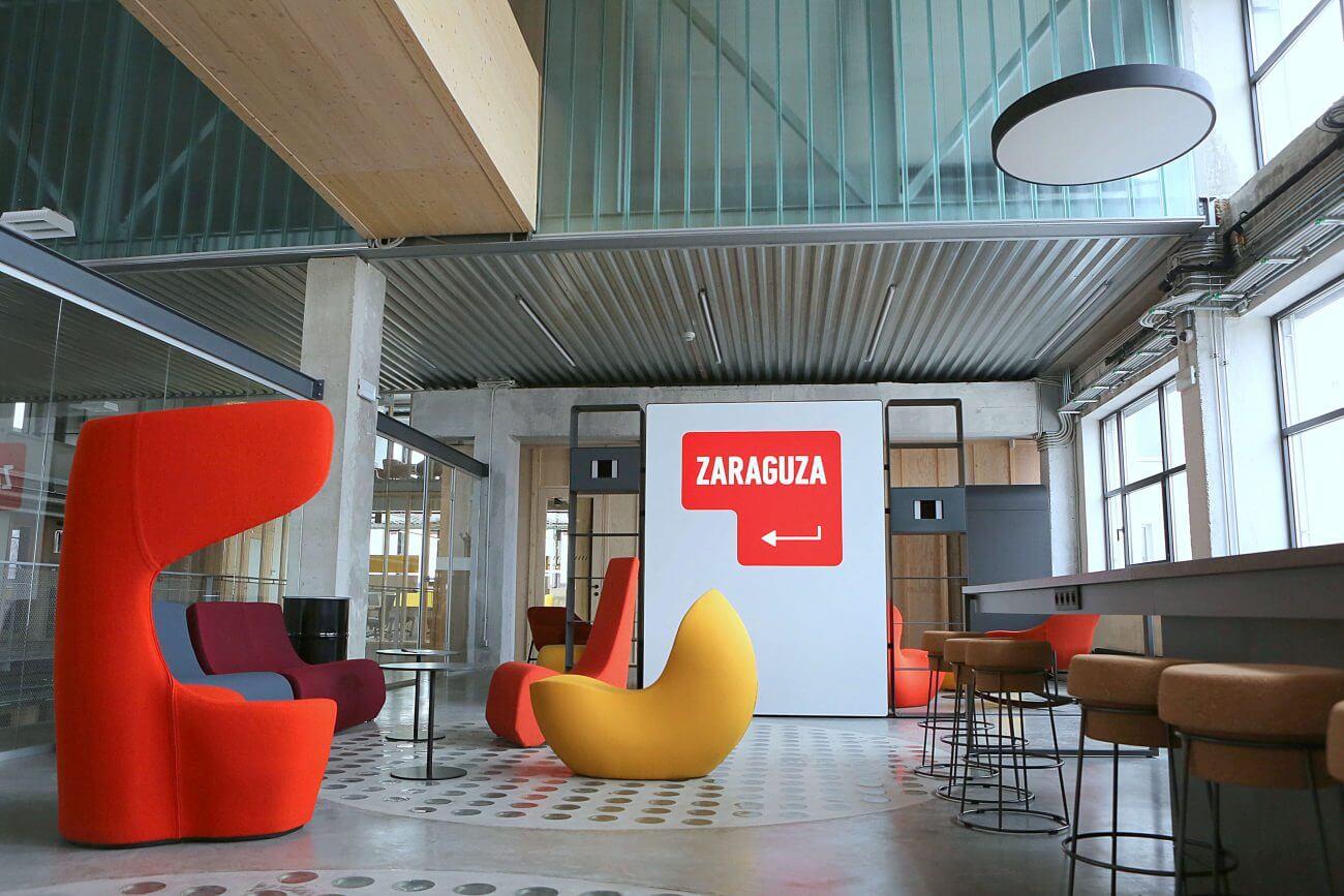 agentúra ZARAGUZA Stará Mlynica, Bratislava | Ekoma