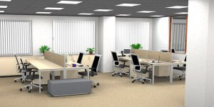 Váš kancelársky interiér