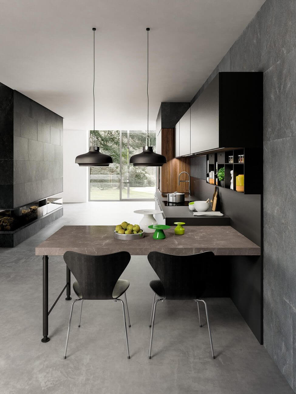 kuchyňa ušitá na mieru - Ekoma