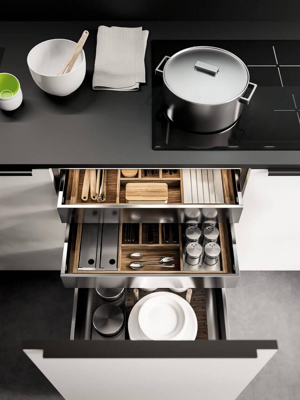 kuchyňa na mieru - Ekoma