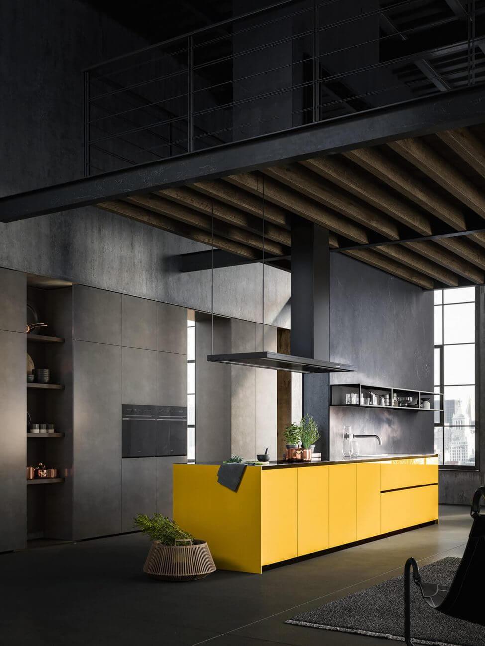 moderná kuchyna - Ekoma