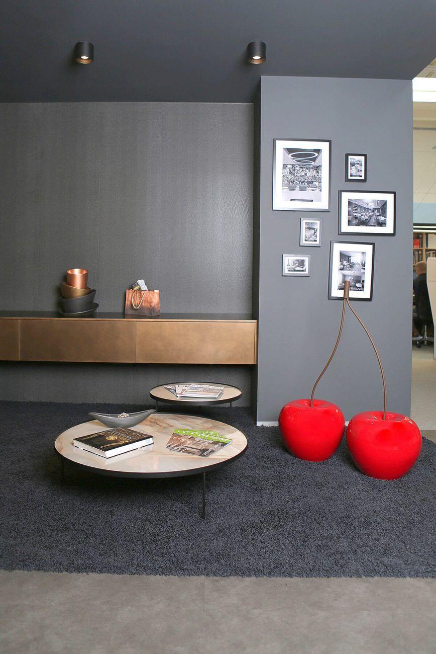 Showroom bytového a kancelárskeho nábytku - Ekoma