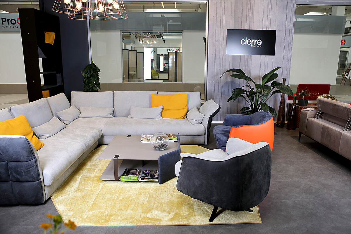 Showroom bytového a kancelárskeho nábytku - Ekoma.sk
