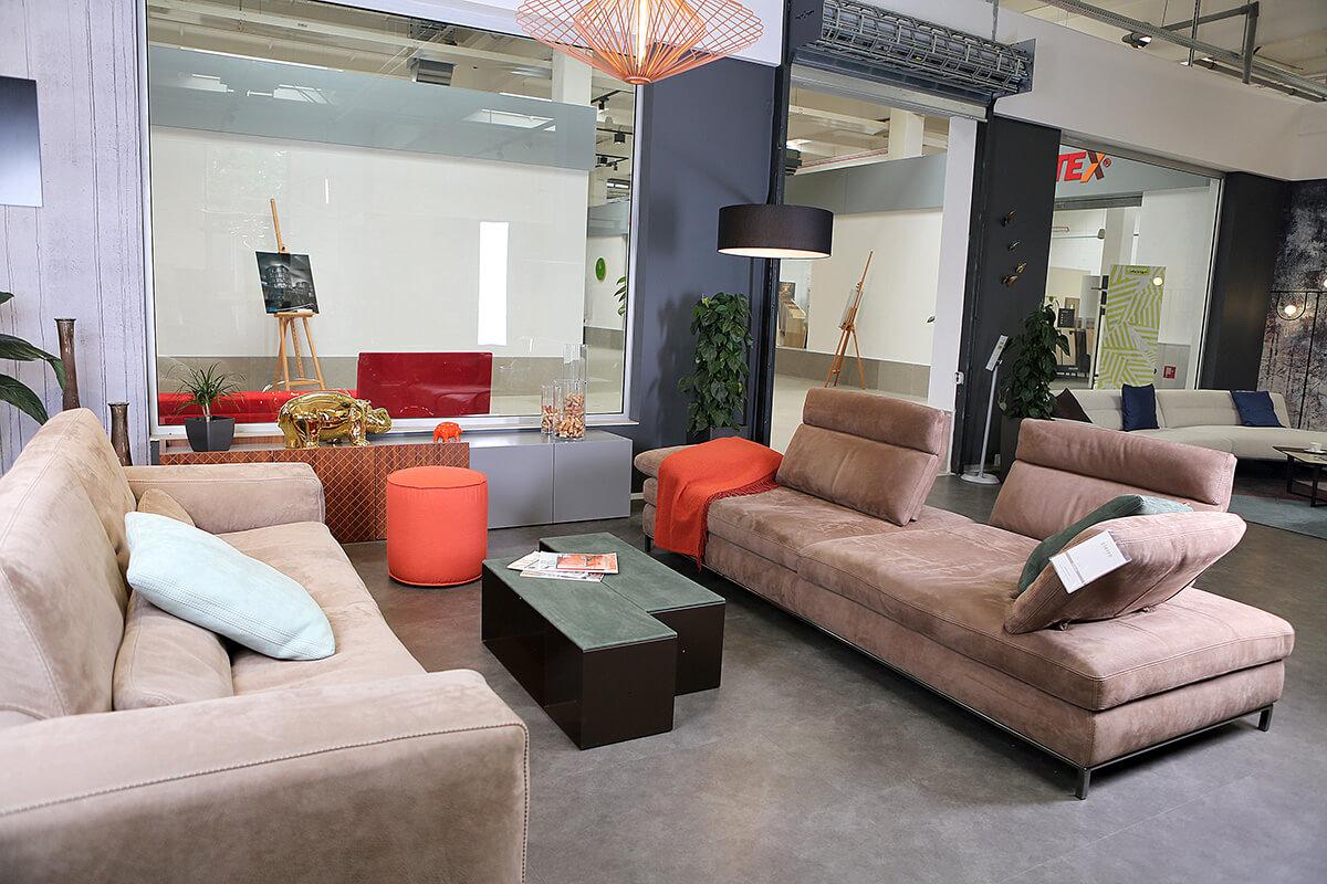 Ekoma - showroom bytového a kancelárskeho nábytku
