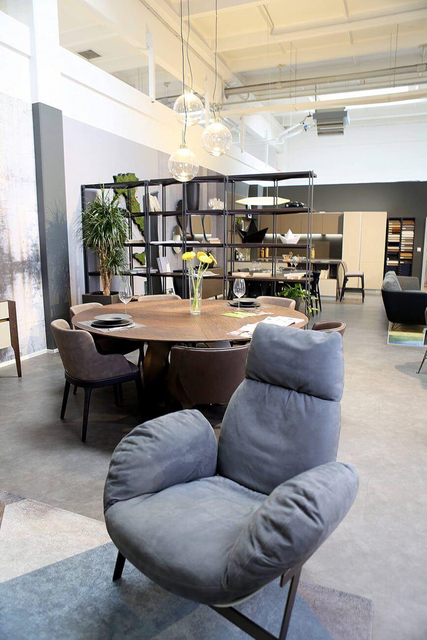 Showroom nábytku - Ekoma