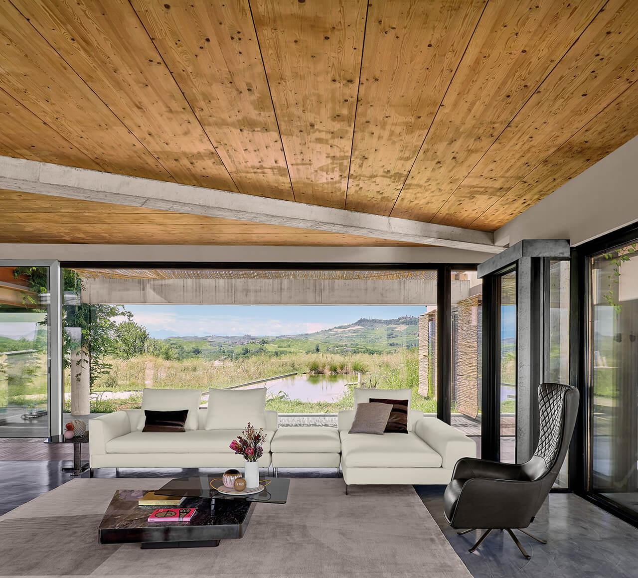 Trendy v zariaďovaní interiéru 2019 - Ekoma