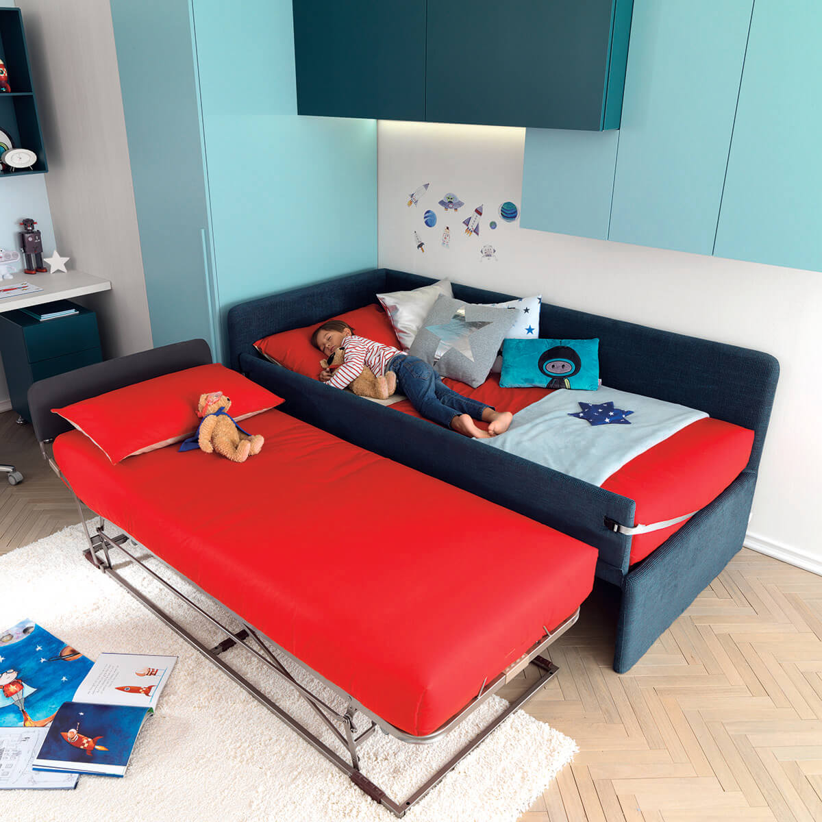 Nábytok do detskej izby - Ekoma.sk