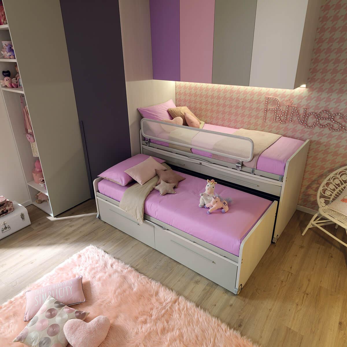 Nábytok do detskej izby | Ekoma