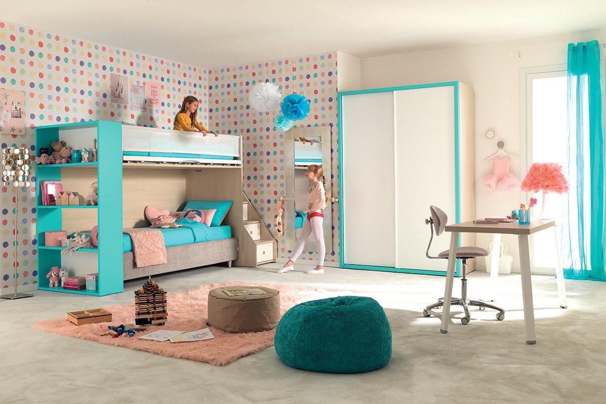 Nábytok detská izba - Ekoma