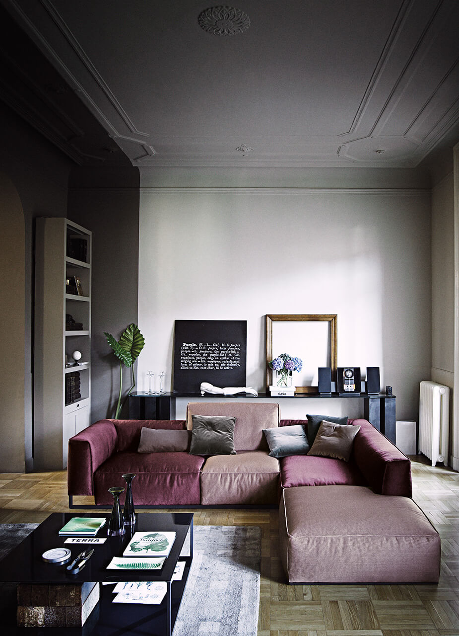 Arketipo Taliansky nábytok