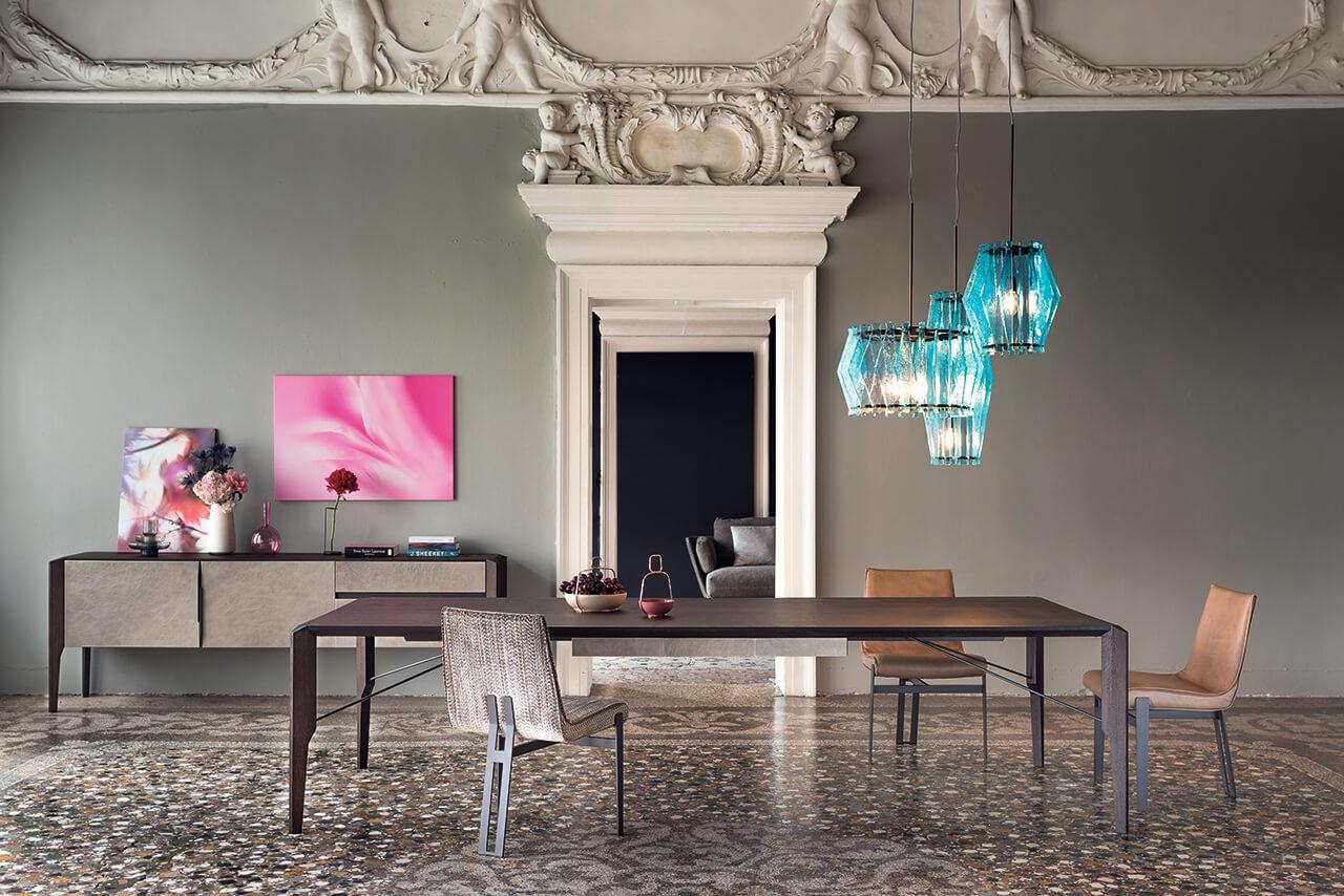 Taliansky bytový nábytok
