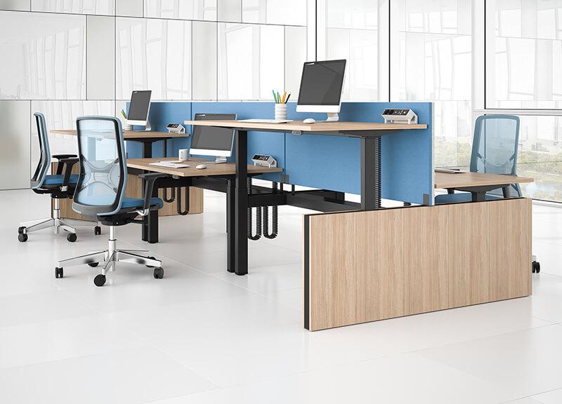 Kancelárska stolička - operatív