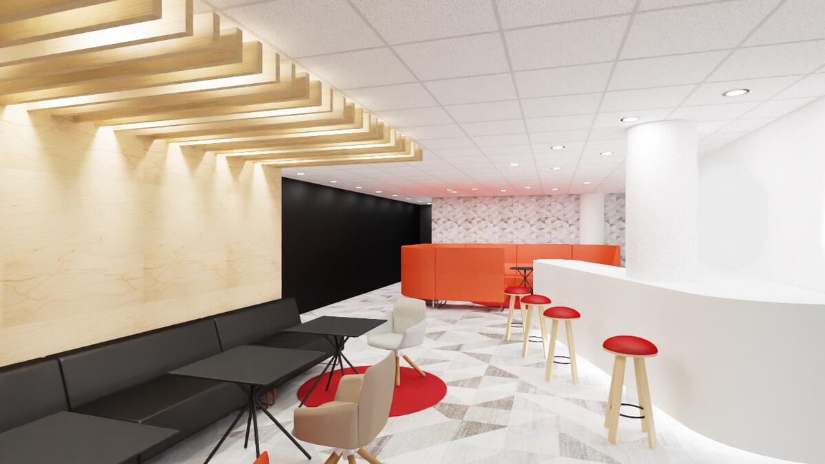 Kancelárske interiéry