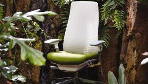 Kancelárska stolička inšpirovaná prírodou