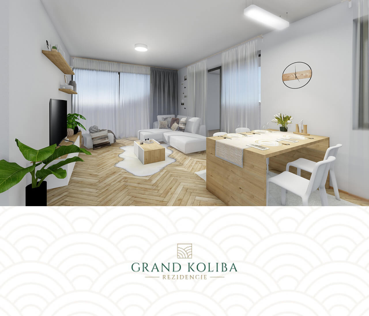projekt Grand koliba