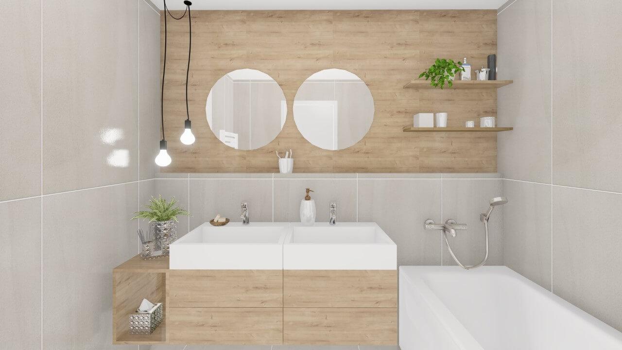 kúpelka - štvorizbový byt premium