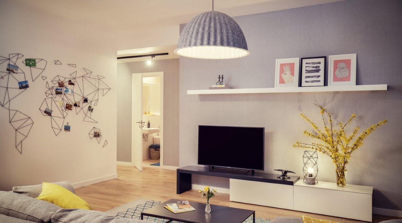 Klingerka - polyfunčkný komplex developerskej spoločnosti J T Real Estate