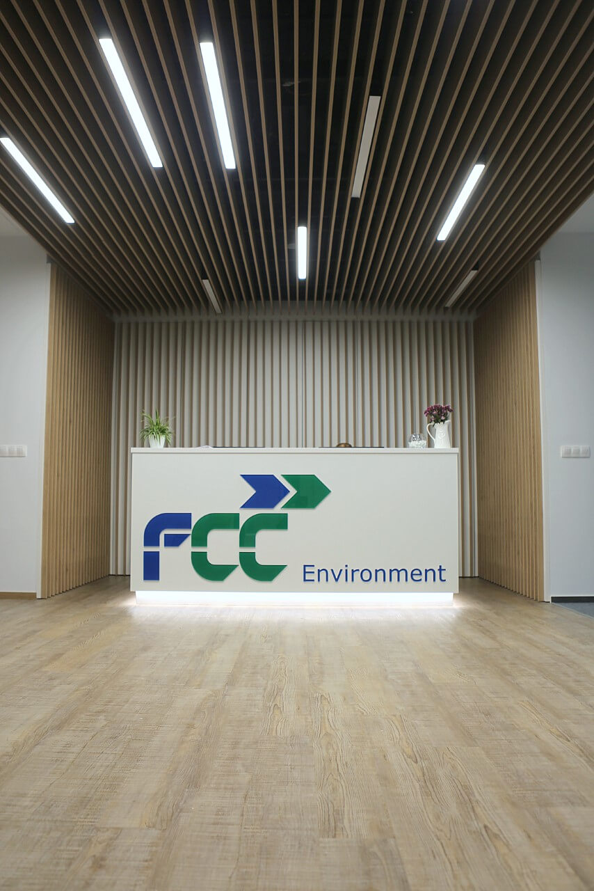 FCC Enviroment
