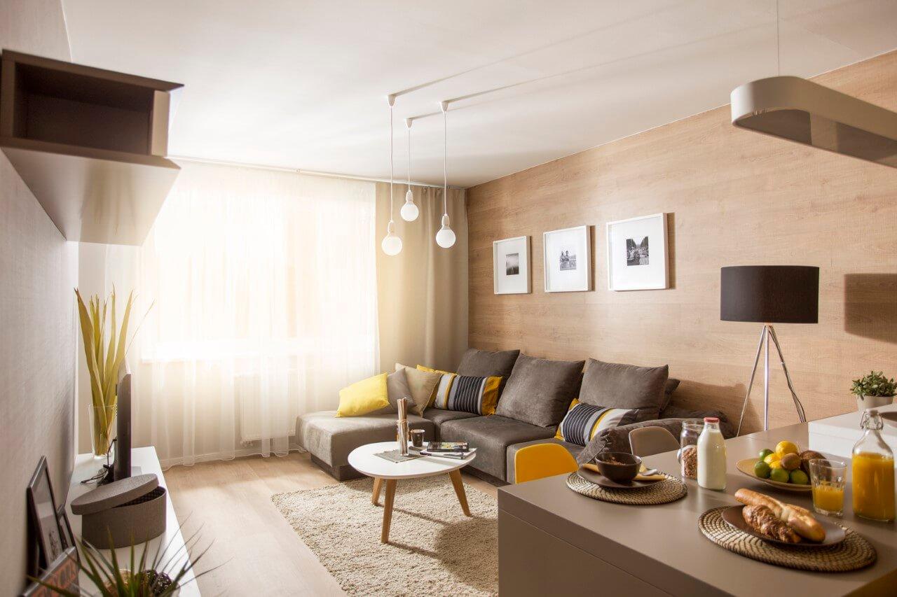 Fuxova - vzorový byt