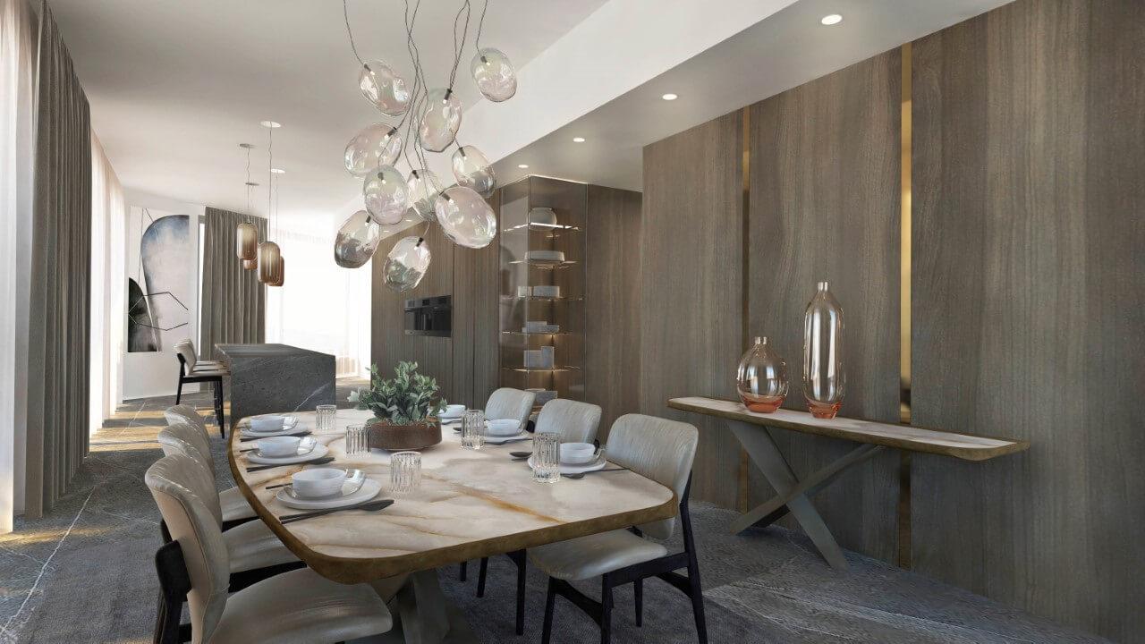 Váš domov - profesionálne 2D a 3D návrhy interiérov