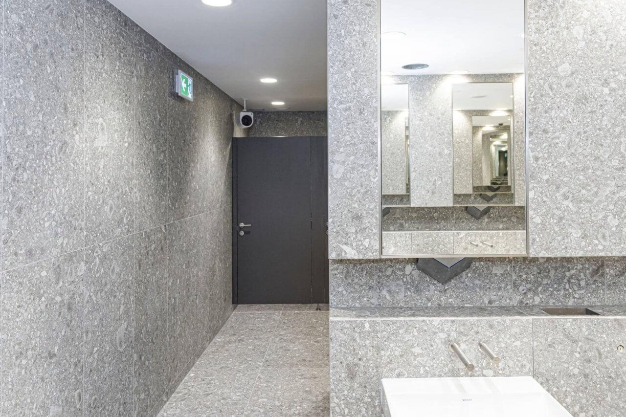 Bory mall Bratislava – Toalety